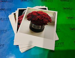 Печать в формате поларойд во Владимире