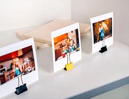 Печать фотографий в формате инстаграм (glossy) во Владимире