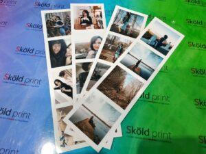 Печать фото-полосок во владимире