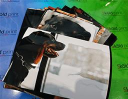 Пример печати фотографий