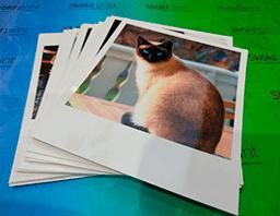 Печать фотографий поларойд во Владимире