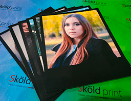 печать в формате поларойд black во Владимире