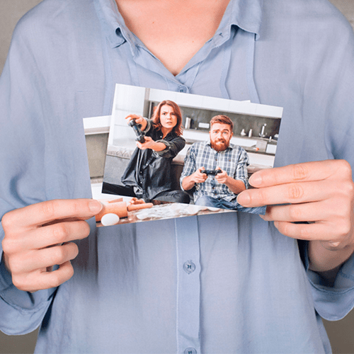Печать фотографий во Владимире