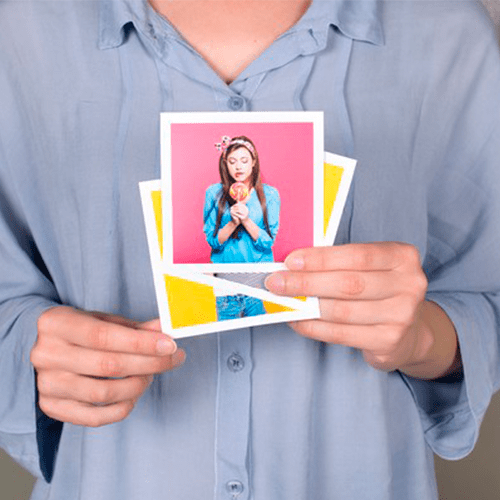 Печать фотографий в формате инстаграм во Владимире