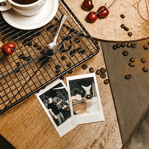 Печать фотографий в формате Instax Mini (White)