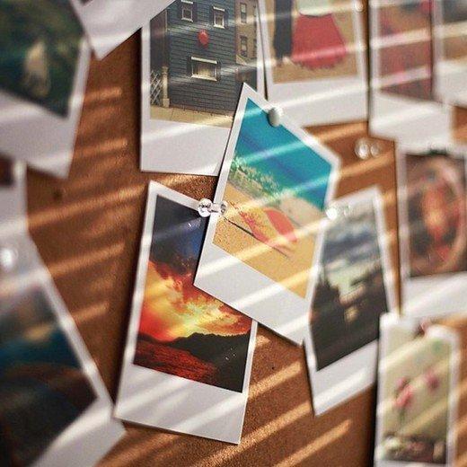 Печать фотографий в формате Polaroid | Premium