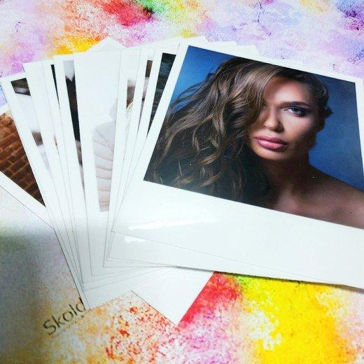 Печать фотографий Polaroid