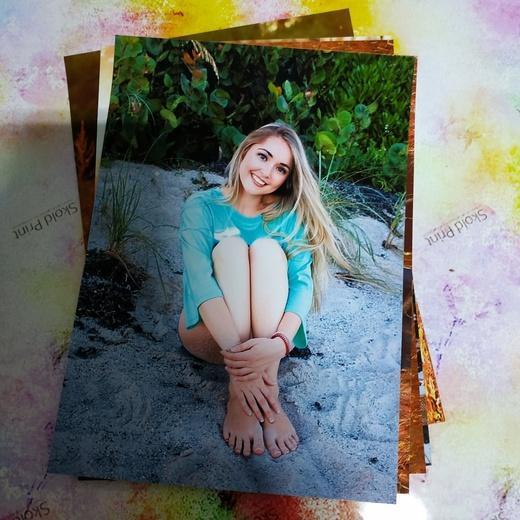 Печать фотографий 13х18 на глянцевой фотобумаге