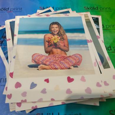 Печать в формате Polaroid | Print