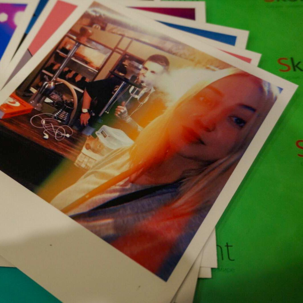 Фотопечать в формате Polaroid во Владимире
