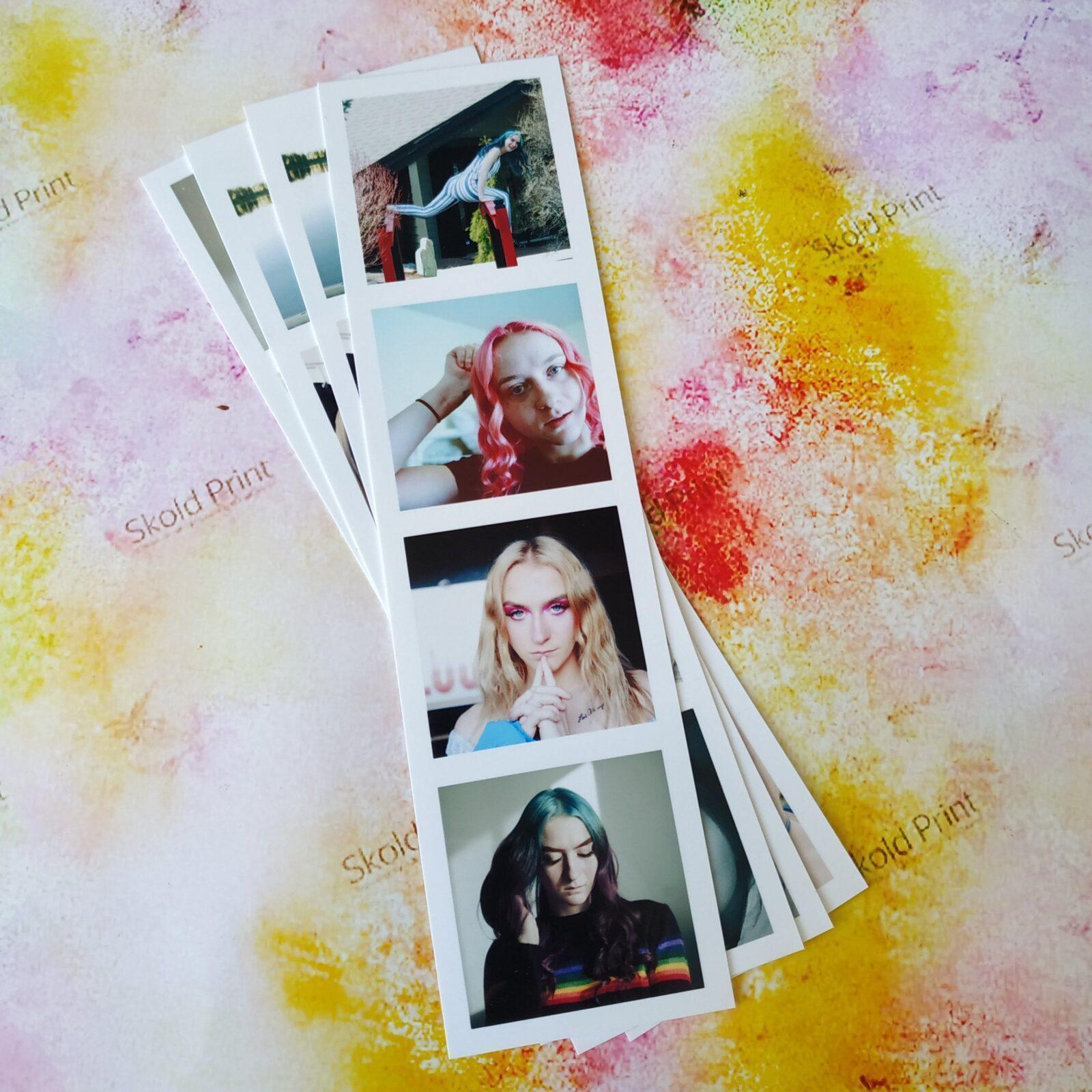 Печать фотострипов во Владимире